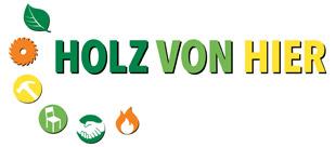 Logo Initiative, Netzwerk & Herkunftszertifikat 'Holz von Hier'
